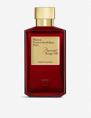 Francis Kurkdjian Baccarat Rouge 540 extrait de parfum 200ml