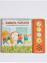 Marks and Spencer Animal Parade Book