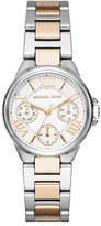 MICHAEL Michael Kors Mini Camille Multifunction Bracelet Watch, 33mm