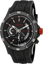 Redline Red Line Men's Tech Dial Silicone Watch RL-50021-BB-01