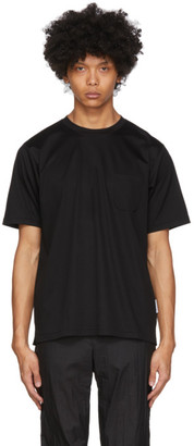 Minotaur Black Extra Fine Pocket T-Shirt