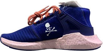 adidas EQT Support Blue Cloth Trainers