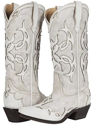 Laredo Crazy In Love (Off-White) Women's Boots