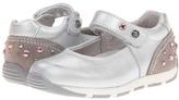 Naturino 2064 SP13 (Toddler/Little Kid) (Silver) - Footwear