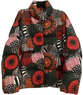 Marimekko Multicolour Synthetic Coats