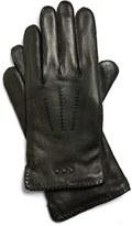 John Varvatos Men's Leather Gloves