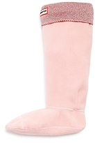 Hunter Girls' Glitter Boot Socks - Sizes Xs-xl