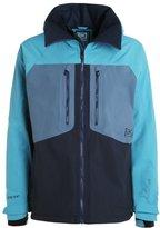 Burton Burton Swash Snowboard Jacket Larkspur/washed Blue/eclipse