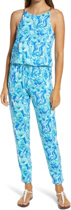 Lilly Pulitzer Keeran Sleeveless Jumpsuit