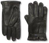 Portolano Men's Cashmere Lined Nappa Gloves