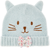 Monsoon Baby Beau Cat Beanie