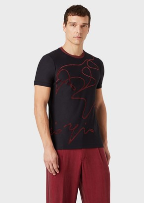 Giorgio Armani Chinese New Year T-Shirt