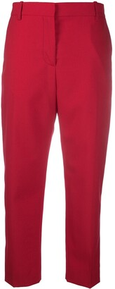 Marni Cropped Slim-Fit Tailored Trousers