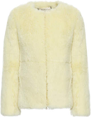 Marni Alpaca, Cotton And Mohair-blend Jacket