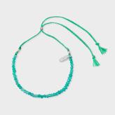 Paul Smith Men's Green Chakra Bracelet