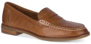 Sperry Women's Seaport Penny Memory Foam Loafers Women's Shoes