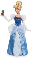 Disney Cinderella Classic Doll with Gus Figure - 11 1/2''