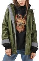 Topshop Ivy Hooded Jacket