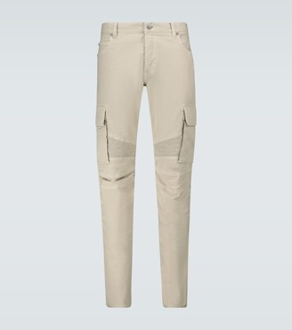 Balmain Exclusive to Mytheresa - slim-fit cargo pants