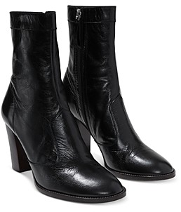 Marc Jacobs Women's The Ankle Boot High Heel Booties