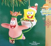 Carlton Sponge Bob Ornament