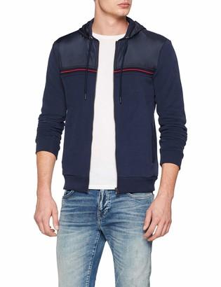 Mavi Jeans Men's Zip UP Sweatshirt Track Jacket