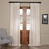 Eff EFF 1-Panel Aruba Sheer Window Curtain