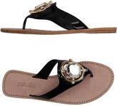 Sebastian Toe strap sandals