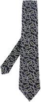 Etro paisley pattern tie - men - Silk - One Size