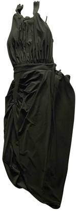 House Of CB Khaki Dress for Women