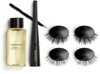 Mirenesse Magnomatic Magnetic Eyeliner w/ Reuseable Magnetic Lashes Day & Night Kit - Volume Vivian