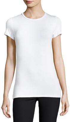Majestic Filatures Soft Touch Short-Sleeve Crewneck T-Shirt
