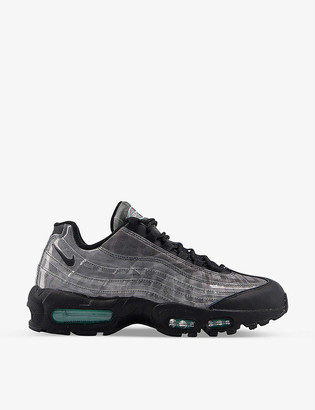 Nike Air Max 95 textile trainers