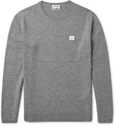 Acne Studios - Dasher Mélange Wool Sweater