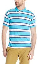 U.S. Polo Assn. Men's Slub Slim Fit Polo Shirt