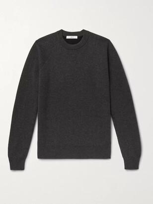 Mr P. Double-Faced Cashmere Sweatshirt