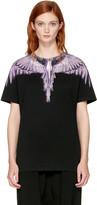 Marcelo Burlon County of Milan Ssense Exclusive Black Malon T-shirt