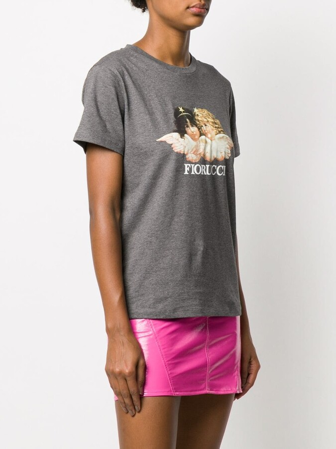 Thumbnail for your product : Fiorucci vintage angels T-shirt