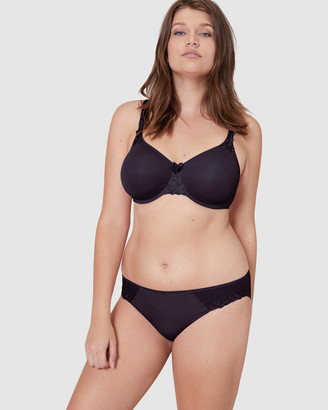 Simone Perele Women's Black Hipster Briefs - Andora Bikini - Size One Size, 18 at The Iconic