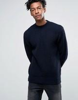 Minimum Keale Sweater Fisherman Knit