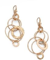 Ippolita Rose Carino Jet Set Drop Earrings
