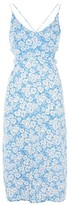 Topshop PETITE Floral Slip Dress