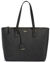 Kate Spade 'Cameron Street - Lucie' Tote - Black