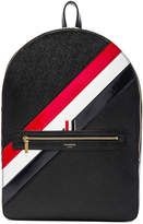 Thom Browne Diagonal Stripe Backpack