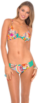Luli Fama Chasing Waterfalls Underwire Adjustable Top In Multicolor (L446293)