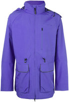 The North Face zipped hooded jacket - men - Polyamide/Spandex/Elastane/polyester - S