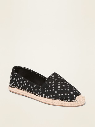 Old Navy Espadrille Slip-On Shoes for Women
