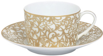 Raynaud Salamanque Gold Teacup
