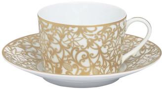 Raynaud Salamanque Gold Teacup