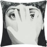 Fornasetti Tema e Variazioni Cushion